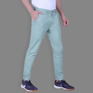 Fern Green Chinos