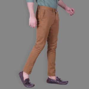 Caramel Brown Chinos