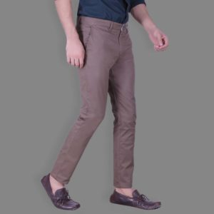 Cedarwood Brown Chinos