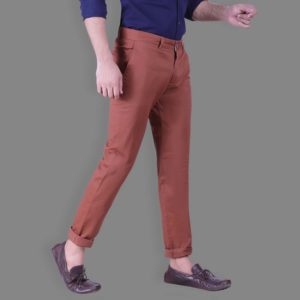 Brick Brown Chinos