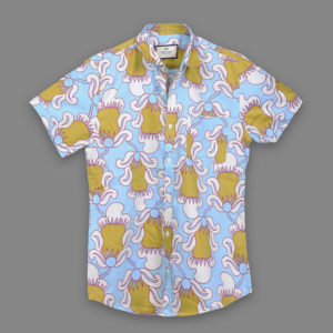Dream - Short Sleeve Printed Shirt